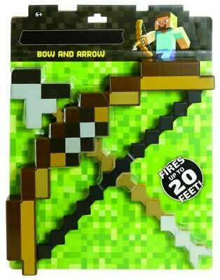 Minecraft Enchanted bow and arrow Model Toy Gift for kids PVC