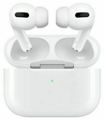 Apple AirPods Pro with Wireless Case White MWP22AMA Gift US