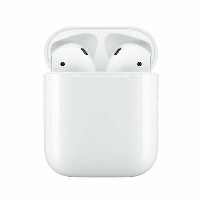 Apple AirPods 2nd with Charging Case Wireless Bluetooth Earphones Earbuds US