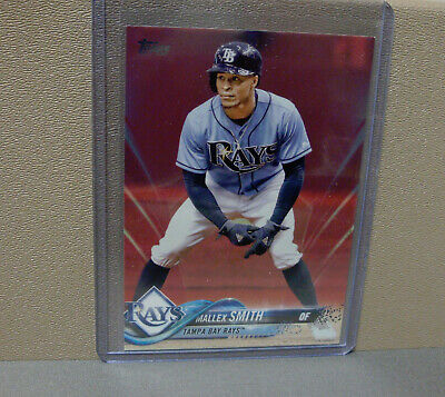 2018 Topps Mothers Day Pink  365 Mallex Smith    0250
