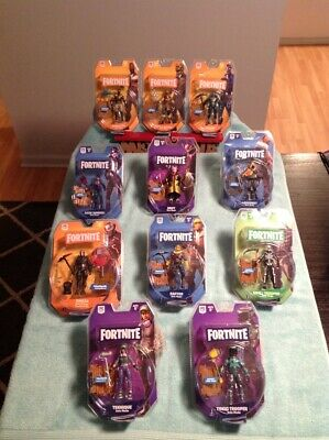 Fortnite 4 Inch Solo Mode Action Figures U Choose From 8 Different Figures NEW
