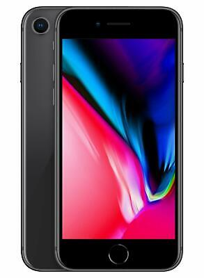 Apple iPhone 8 64GB Factory Unlocked Verizon Sprint AT-T T-Mobile - Space Grey