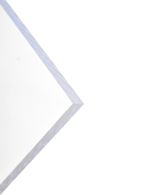 Clear Acrylic Sheet Plexiglass Sheet Plastic Sheet - Choose Size and Thickness