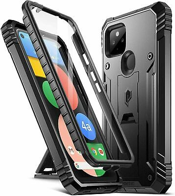 Poetic Shockproof For Google Pixel 4A 5G Case Full Coverage Protective Cover
