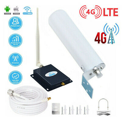 VERIZON Cell Phone Signal Booster 4G LTE 700mhz Band 13 Amplifier Kit Home