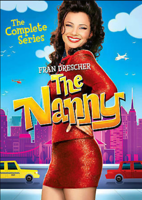 The Nanny The Complete Series DVD 2015 19-Disc Set Brand New - Sealed