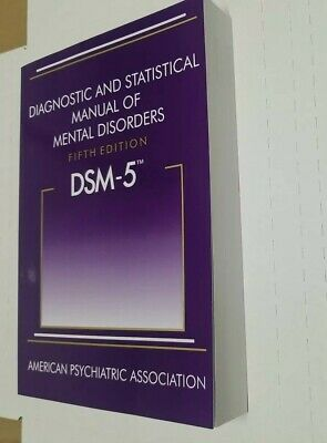 Diagnostic and Statistical Manual of Mental Disorders DSM-5 SOFTCOVERVG