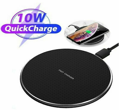 Qi Wireless Fast Charger Pad Dock  For Android Cell Phone