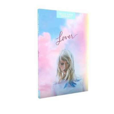 Taylor Swift Lover CD 20191-Disc Deluxe Edition VERSION 3 - NEWSEALED