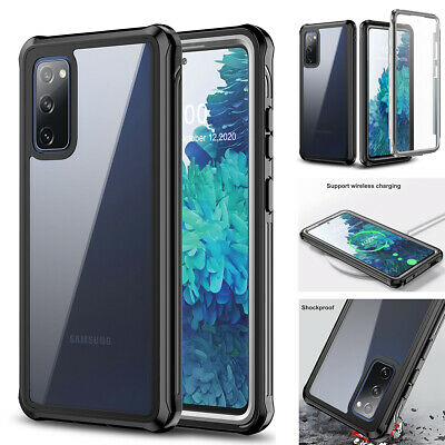 For Samsung Galaxy S20 FE 5G Case Heavy Duty Shockproof Cover wScreen Protector