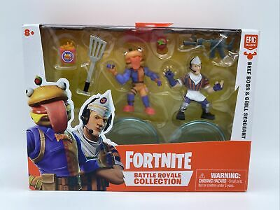 Fortnite Battle Royale Collection BEEF BOSS - GRILL SERGEANT