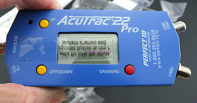 Acutrac22Pro Acutrac 22 Pro Alignment Meter with Accessories In Box