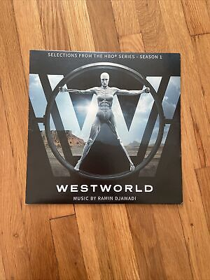 Westworld HBO Season 1 Album - In Good Condition Ramin Djawadi