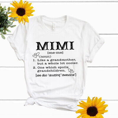 Mimi Definition T-Shirt - Mothers Day Gifts