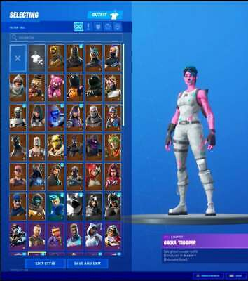 FORNITE ACCOUNT WITH OVER 35 SKINS WORTH 700-  Fast delivery  CHEAP