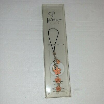 NEW IN BOX KUUIPO LOVE - ALOHA COLLECTION CELL PHONE CHARM STRAP