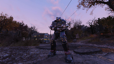 Fallout 76 [PC] ⭐⭐⭐ LEGENDARY X-01 Power Armor! Unyielding Sentinel AP Refresh