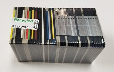 Floppy Disks-  50 Pack of  3-5 in 1-44 MB Floppy Diskettes-  Guaranteed 100
