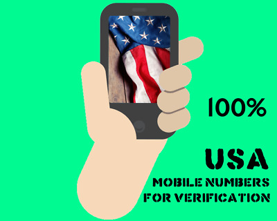 A USA Phone Number for Verification-