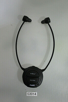 FYSIC wireless headphone system Modell: FH-76 (S3014-A37)