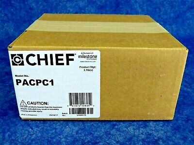 Chief  APC PACPC1 Flat Panel Power Filter Line Conditioner Surge Protector NEW