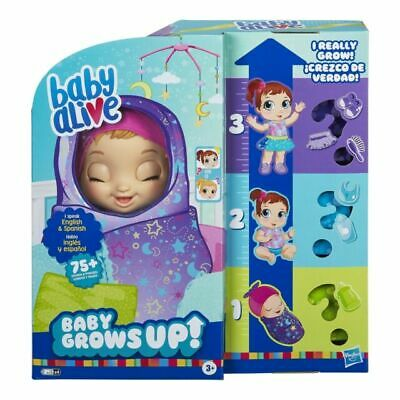 Baby Alive Baby Grows Up Dreamy