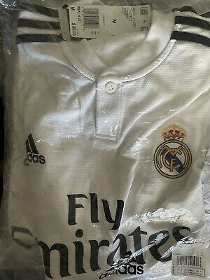 Real madrid Home Jersey Adidas
