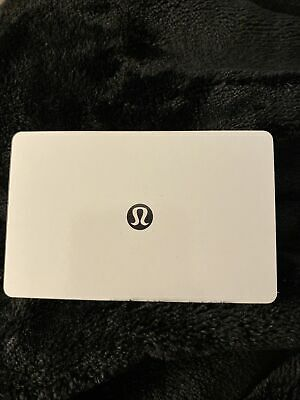 Lululemon Gift Card ❤️ 221-45-  Great Buywill only ship‼️