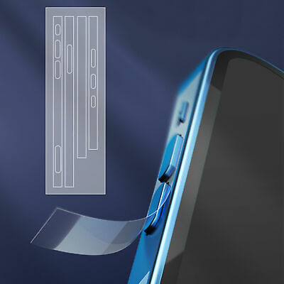 Mobile Phone Screen Protector Invisible Protective Film Transparent Side Sticker