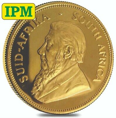 BU 1978 Brilliant Mirror-Like finish S-Africa KRUGERRAND- 1 Oz Gold Bullion Coin