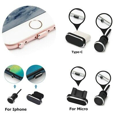 Anti Dust Plug Cap For IPhone For Samsung Android Dust Covers Accessories 3-5mm