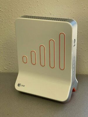 AT-T Microcell 3G DPH-153-AT Cisco Cell Signal Booster - Deactivated