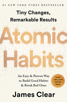 Atomic Habits An Easy - Proven Way to Build Good Habits - Gift