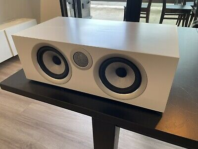Bowers & Wilkins HTM72 S2 Weiss
