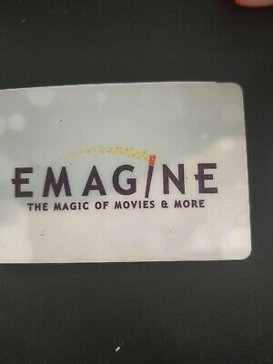 20 Emagine Entertainment Theater gift card- New