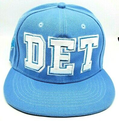 Detroit Lions NFL Football Embroidered Hat Snapback Adjustable Cap QUALITY