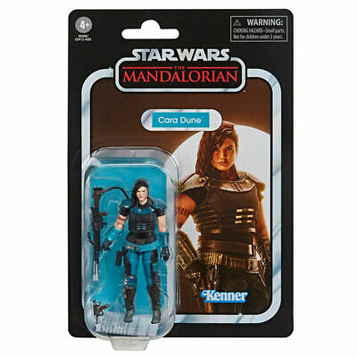 STAR WARS THE VINTAGE COLLECTION CARA DUNE VC164