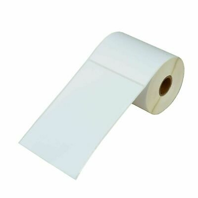 4x6 Direct Thermal Shipping Labels - 250 per roll For Zebra 2844 ZP450