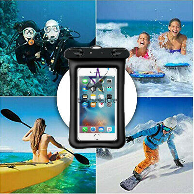 Waterproof Floating Pouch Dry Bag Case Cover For  Cell Phone Touchscreen