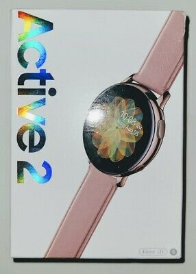 BOX - INSERT ONLY No Watch SAMSUNG ACTIVE 2 Gold