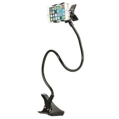 360 Flexible Arm Smart Phone Holder Clamp Bed Desk Lazy Stand  For Phone Android