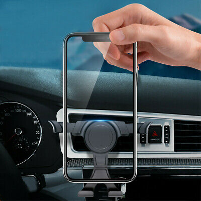Gravity Car Air Vent Mount Cradle Holder Stand for iPhone Mobile Cell Phones GPS
