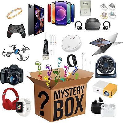 Random Lot - Electronics Jewelry Toys Gadgets Accessories and Clothing
