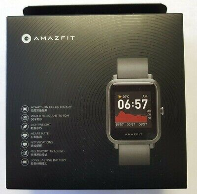 Amazfit Bip S Lite Smartwatch Fitness Watch with Heart Rate Sleep Monitor -
