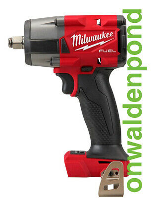 M18 FUEL GEN2 12 IMPACT WRENCH MILWAUKEE 2962-20 BRUSHLESS MID TORQUE TOOL