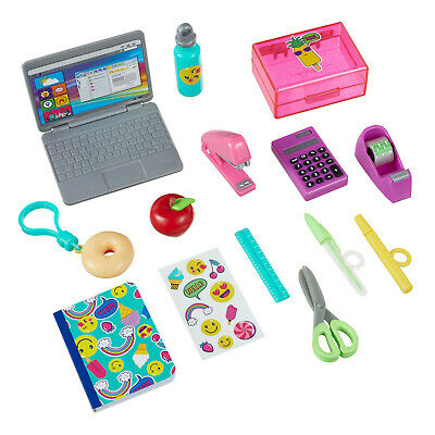 My Life As School Accessories Play Set For 18 Dolls - NEW