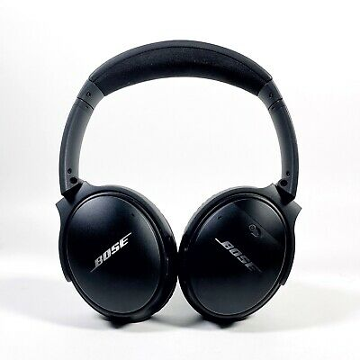 Bose QuietComfort 35 Series II Wireless Noise-Cancelling Headphones - No Charger