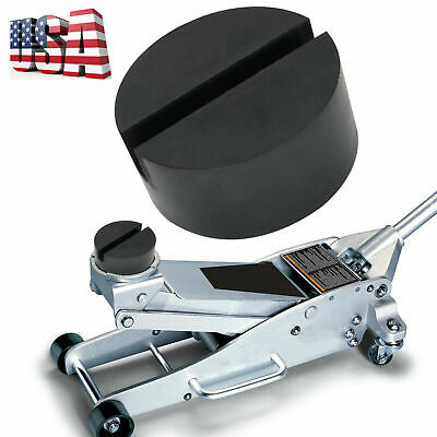 Jacking Jack Pad Lift Pinch Weld Rail Adapter Frame Protector Universal Rubber