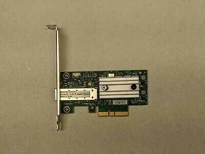 MELLANOX CONNECTX-3 EN CX311A 1PORT 10GbE SFP- PCIe NIC TESTED - WORKING