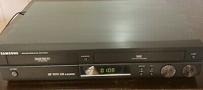 Samsung VR-325 DVD Recorder - VCR with HDMI with remote